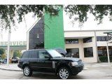 2007 Java Black Pearl Land Rover Range Rover Supercharged #41866294