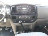 2008 Dodge Ram 3500 ST Quad Cab 4x4 Chassis Controls
