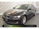 2007 Jet Black BMW 3 Series 335i Coupe #41865582