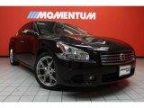 2010 Crimson Black Nissan Maxima 3.5 SV Sport #41866092