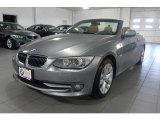 2011 Space Gray Metallic BMW 3 Series 328i Convertible #41865626