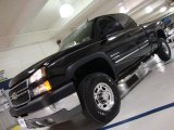 2005 Chevrolet Silverado 2500HD LT Extended Cab 4x4 Data, Info and Specs