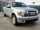 2010 Ingot Silver Metallic Ford F150 Lariat SuperCrew #41865887