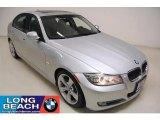 2009 Titanium Silver Metallic BMW 3 Series 335i Sedan #41865903