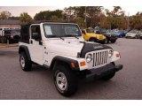 2006 Stone White Jeep Wrangler X 4x4 #41865916