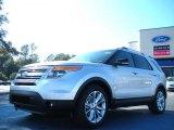 2011 Ingot Silver Metallic Ford Explorer XLT #41934591