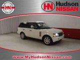 2007 Chawton White Land Rover Range Rover HSE #41934127