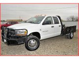 2006 Dodge Ram 3500 SLT Quad Cab 4x4 Chassis Data, Info and Specs