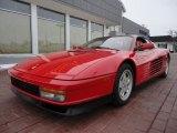 1989 Ferrari Testarossa Red