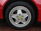 Ferrari Testarossa 1989 Wheels and Tires