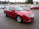 2011 Ford Fusion SEL V6 AWD Data, Info and Specs