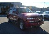 2005 Sport Red Metallic Chevrolet Tahoe Z71 #41934905