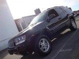 2002 Black Jeep Grand Cherokee Laredo 4x4 #41934427