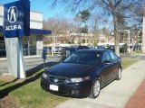 2005 Nighthawk Black Pearl Acura TSX Sedan #4195660