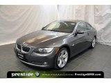 2008 Sparkling Graphite Metallic BMW 3 Series 335xi Coupe #41934440