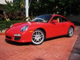 2009 Porsche 911 Targa 4 Data, Info and Specs