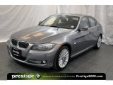 2011 Space Gray Metallic BMW 3 Series 335d Sedan #41934451