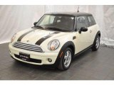 2007 Pepper White Mini Cooper Hardtop #41934452