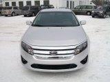 2011 Ingot Silver Metallic Ford Fusion SE #41935176
