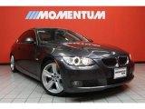 2008 Sparkling Graphite Metallic BMW 3 Series 335i Coupe #41934956