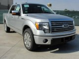 2010 Ingot Silver Metallic Ford F150 Lariat SuperCrew #41934745