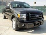 2010 Tuxedo Black Ford F150 STX SuperCab #41934746