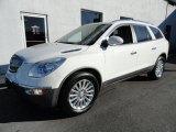 2010 White Opal Buick Enclave CXL AWD #41934511