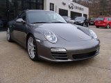 2009 Porsche 911 Carrera 4S Coupe Data, Info and Specs