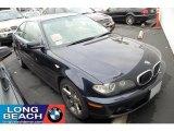 2005 Orient Blue Metallic BMW 3 Series 325i Coupe #41934778