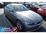 2008 Space Grey Metallic BMW 3 Series 335i Coupe #41934781