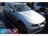 2008 Titanium Silver Metallic BMW 3 Series 335i Coupe #41934782