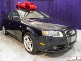 2008 Deep Sea Blue Pearl Effect Audi A4 2.0T quattro Sedan #41934786