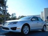 2011 Ingot Silver Metallic Ford Fusion SE V6 #41934586