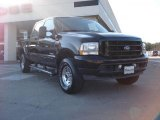 2004 Black Ford F250 Super Duty FX4 Crew Cab 4x4 #41935036