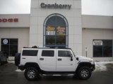 2006 White Hummer H2 SUV #42001468