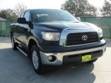 2008 Timberland Green Mica Toyota Tundra SR5 Double Cab 4x4 #42001587