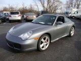 2004 Porsche 911 Seal Grey Metallic
