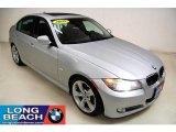 2009 Titanium Silver Metallic BMW 3 Series 335i Sedan #42001594