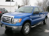 2010 Blue Flame Metallic Ford F150 XLT SuperCrew 4x4 #42001850