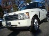 2005 Chawton White Land Rover Range Rover HSE #42033911