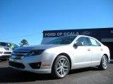 2011 Ingot Silver Metallic Ford Fusion SEL #42049949