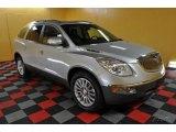2009 Quicksilver Metallic Buick Enclave CXL AWD #42050088