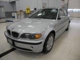 2005 Titanium Silver Metallic BMW 3 Series 325xi Sedan #42050209