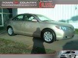 2008 Desert Sand Mica Toyota Camry XLE V6 #42050100