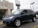 2007 Midnight Blue Pearl Nissan Murano SL AWD #42063726