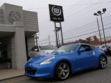 2009 Monterey Blue Nissan 370Z Sport Touring Coupe #42063737