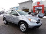 2008 Whistler Silver Metallic Honda CR-V LX #42063357