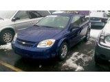 2007 Laser Blue Metallic Chevrolet Cobalt LS Coupe #42063202