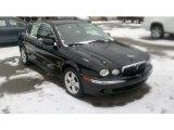 2002 Jaguar X-Type Anthracite Metallic