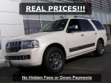 2007 White Chocolate Tri-Coat Lincoln Navigator Ultimate 4x4 #42063818